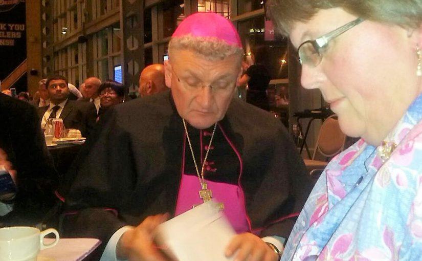 Bishop and Catherine