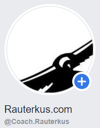 Rauterkus.com eagle logo