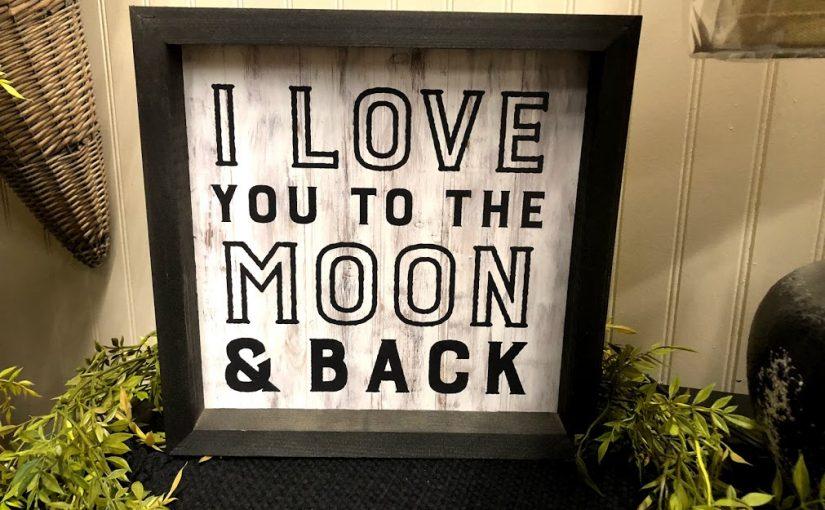 Bye week. Moon shot. Grand Slam weekend.